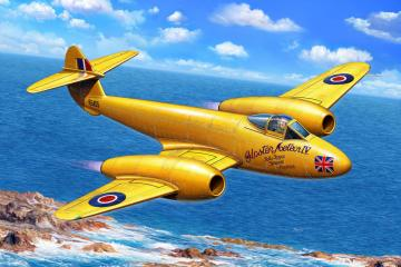 Gloster Meteor Mk.4 World Speed Record · SH 72361 ·  Special Hobby · 1:72