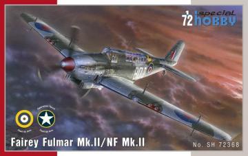 Fairey Fulmar Mk.II/NF MK.II · SH 72368 ·  Special Hobby · 1:72