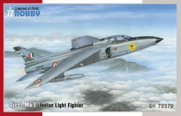 Ajeet Mk.IIndian Light Fighter · SH 72370 ·  Special Hobby · 1:72