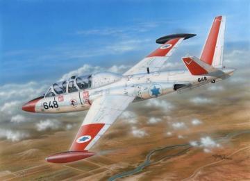 Fouga CM.170 Magister/IAI Tzukit IAF · SH 72375 ·  Special Hobby · 1:72