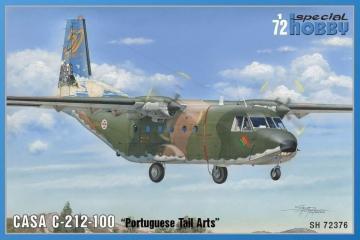 CASA C.212-100 Tail Art · SH 72376 ·  Special Hobby · 1:72