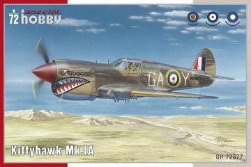 Kittyhawk Mk.I · SH 72377 ·  Special Hobby · 1:72