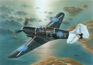 Kittyhawk Mk.III P-40 K Long Fuselage · SH 72380 ·  Special Hobby · 1:72