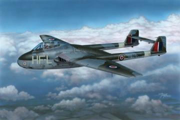 DH 100 Vampire Mk.I · SH 72383 ·  Special Hobby · 1:72