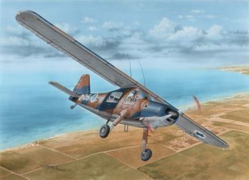 Dornier Do 27 IDF, SAAF and Portugese Service · SH 72392 ·  Special Hobby · 1:72