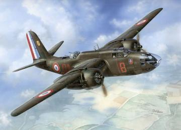 Boston Mk.IV/V - The Last Version in RAF and Free French Service · SH 72413 ·  Special Hobby · 1:72