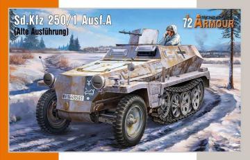 Sd.Kfz 250/1 Ausf.A (Alte Ausführung) · SH SA72019 ·  Special Hobby · 1:72