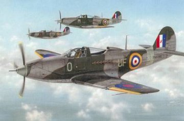 Airacobra Mk. I/P-39F In RAF and RAAF Service · SH SH32025 ·  Special Hobby · 1:32