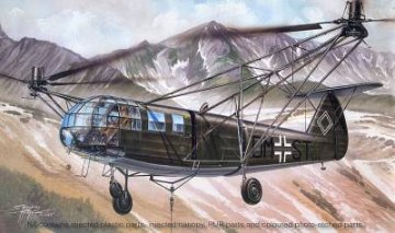 Focke Achgelis FA 223 E-0 Drache · SH SH48020 ·  Special Hobby · 1:48