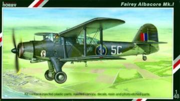 Fairey Albacore Mk.I · SH SH48045 ·  Special Hobby · 1:48