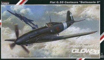 Fiat G.55 Centauro Sottoserie 0 · SH SH48066 ·  Special Hobby · 1:48