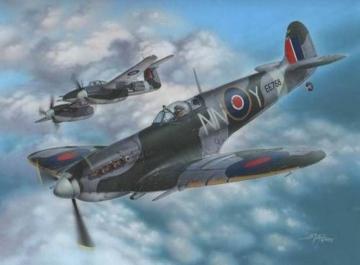 Supermarine Spitfire Mk.VC · SH SH48091 ·  Special Hobby · 1:48