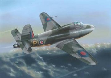 Gloster E.28/39 Pioneer ´Late version´ · SH SH48094 ·  Special Hobby · 1:48
