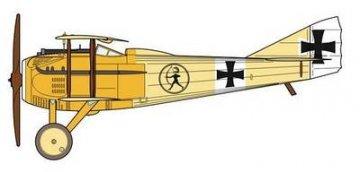 Spad D.VIIC.1 Captured German Jasta38 Marking · SH SH48096 ·  Special Hobby · 1:48