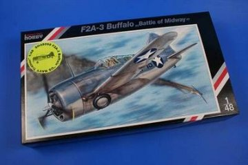 F2A-3 Buffalo US Navy Trainer · SH SH48098 ·  Special Hobby · 1:48