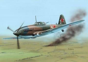Ilyushin Il-10 Last WWII Days · SH SH48109 ·  Special Hobby · 1:48