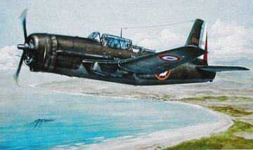 A-35B Vengeance Armee de l´Air · SH SH72049 ·  Special Hobby · 1:72