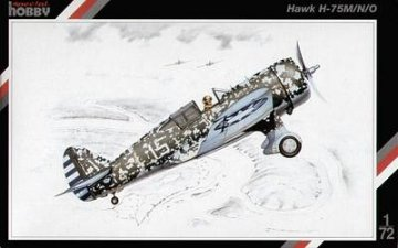 Hawk H-75 M/N/O · SH SH72051 ·  Special Hobby · 1:72