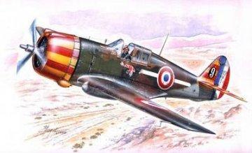 Hawk H-75 A-3 European War · SH SH72053 ·  Special Hobby · 1:72