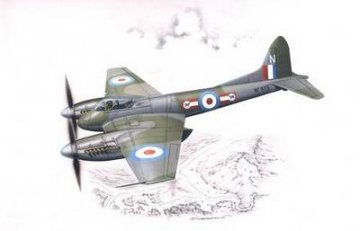De Havilland DH. 103 Hornet F. MK. 3/4 · SH SH72054 ·  Special Hobby · 1:72