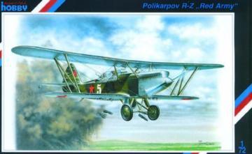 Polikarpov R-Z Red Army · SH SH72055 ·  Special Hobby · 1:72