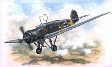 Junkers W 34 Hau Bramo Motor · SH SH72061 ·  Special Hobby · 1:72