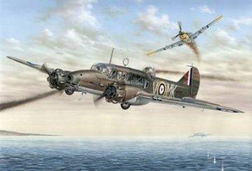 Avro Anson Mk.I · SH SH72074 ·  Special Hobby · 1:72