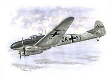 Focke-Wulf Fw 58 C Weihe · SH SH72077 ·  Special Hobby · 1:72