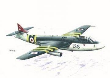 Hawker Sea Hawk FB Mk.3/FGA Mk.50 with AIM9 · SH SH72080 ·  Special Hobby · 1:72