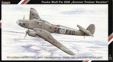 Focke-Wulf Fw 58 B Gunner Trainer Version · SH SH72090 ·  Special Hobby · 1:72