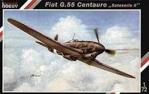 Fiat G.55 Centauro Sotoserie 0 · SH SH72110 ·  Special Hobby · 1:72