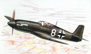 Heinkel He 100 D-0 (Heinkel He 113 Propaganda Jäger) · SH SH72115 ·  Special Hobby · 1:72