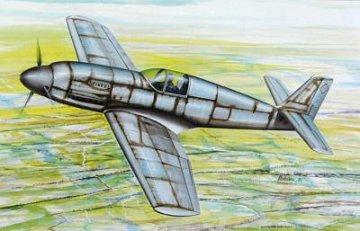 Heinkel He 100 V-8 World Speed Record · SH SH72117 ·  Special Hobby · 1:72