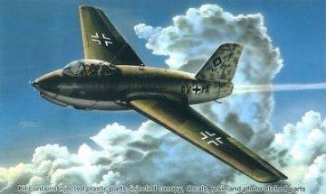 Messerschmitt Me 263V-1 German Rocket Fighter · SH SH72118 ·  Special Hobby · 1:72
