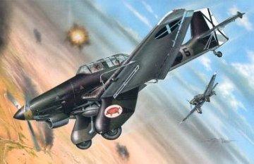 Junkers Ju 87 A Stuka Legion Condor · SH SH72123 ·  Special Hobby · 1:72