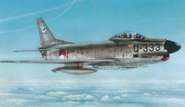 F 86K Sabre Dog Nato All Weather Fighter · SH SH72146 ·  Special Hobby · 1:72