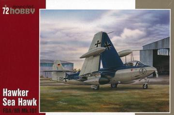 Hawker Sea Hawk FGA/Mk. 101 · SH SH72173 ·  Special Hobby · 1:72