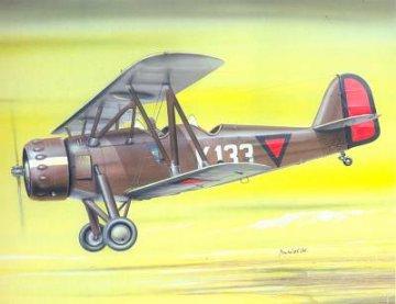 Koolhoven FK-51 ´Netherlands East Indies Air Force´ · SH SH72175 ·  Special Hobby · 1:72