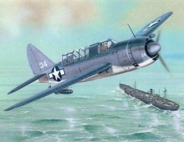 SB2A-3 Buccaneer US Navy Bomber · SH SH72179 ·  Special Hobby · 1:72