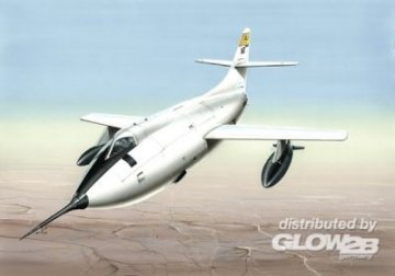D-558-2 Skyrocket Jet and Rocket · SH SH72180 ·  Special Hobby · 1:72