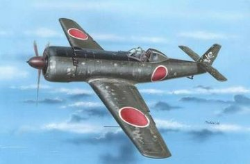 Nakajima Ki-115 Battle of Tokio 1946 · SH SH72199 ·  Special Hobby · 1:72