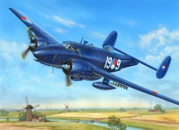 PV-2 Harpoon Post War Service · SH SH72213 ·  Special Hobby · 1:72