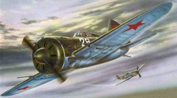 Polikarpov I-16 type 10/17 Great Patriotic War · SH SPH32001 ·  Special Hobby · 1:32