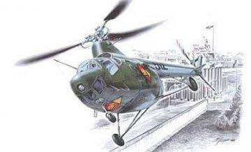 Mil Mi-1 · SH SPH48001 ·  Special Hobby · 1:48