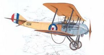 Sopwith Tabloid British WW I Scout · SH SPH48011 ·  Special Hobby · 1:48
