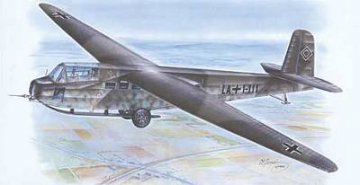 DFS 230 · SH SPH48014 ·  Special Hobby · 1:48
