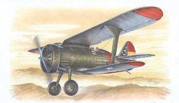 Polikarpov I-15 Chato Guerra civil en Espana · SH SPH48015 ·  Special Hobby · 1:48