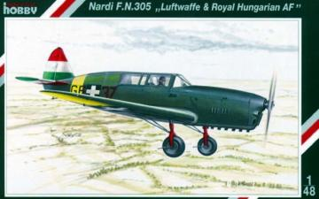 Nardi F.N.305 · SH SPH48019 ·  Special Hobby · 1:48
