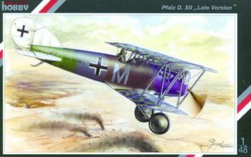 Pfalz D. XII Late Version · SH SPH48024 ·  Special Hobby · 1:48