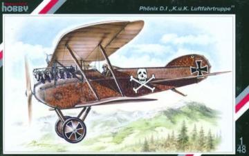Phönix D.I K.u.K. Luftfahrttruppe · SH SPH48027 ·  Special Hobby · 1:48